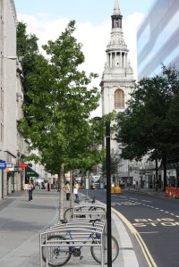 City of London improvements to Cheapside